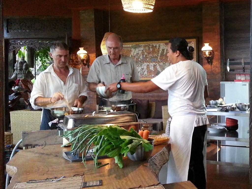 Cours de cuisine en fran ais bali ubud pariliana - Cours de cuisine particulier ...